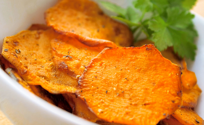 Four Simple Reasons to Include more Sweet Potatoes in your Diet!