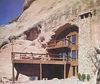 Cliff Dwellings Ancient And Modern