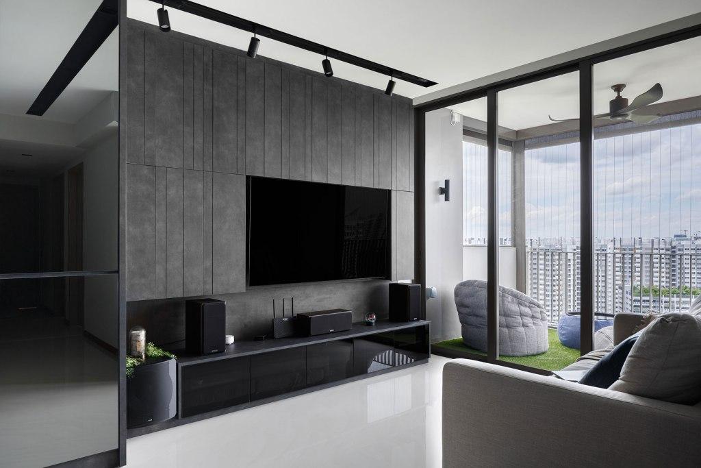 Treasure Crest EC - Living Room