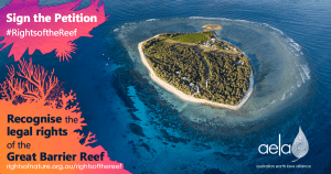 Rights of the Great Barrier Reef: Interview with Dr Michelle Maloney