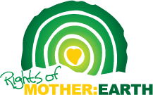 Declaration of Rights of Mother Earth logo