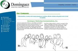 Dominguez Marketing Communications