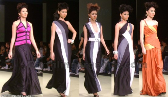 Edwin Uy Holiday '09 Collection