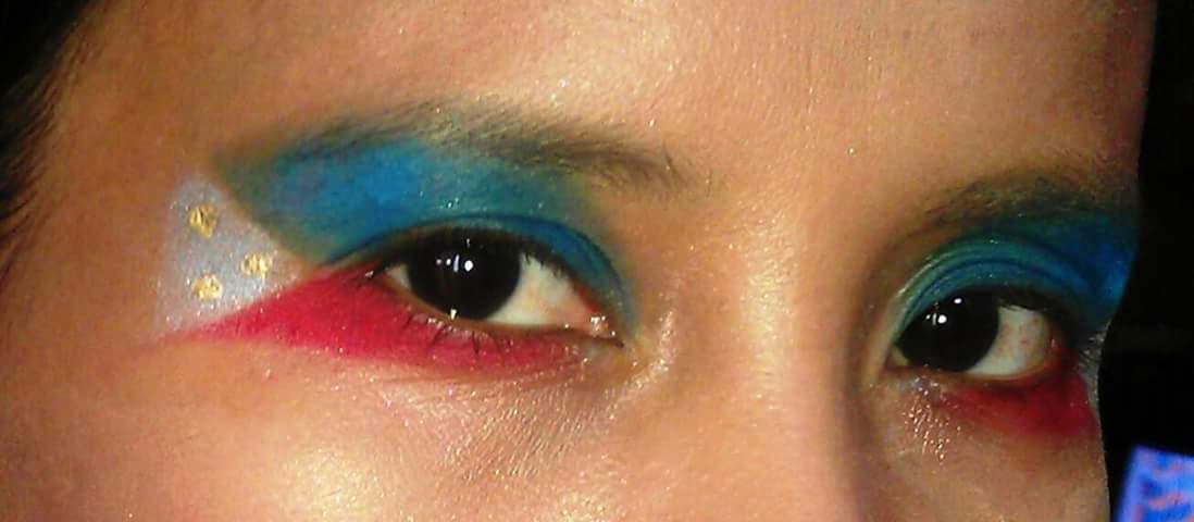 Independence Day Eye Makeup Look Archives Earthlingorgeous