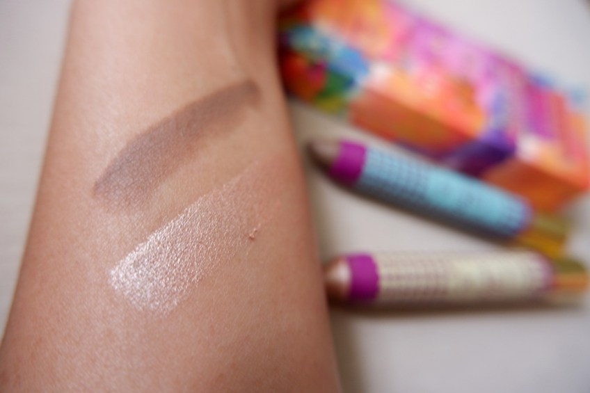 Happy Skin Festival of Colors Glksten Up Set Limited Edition Glisten Up Precision Cheek Stick Set Review