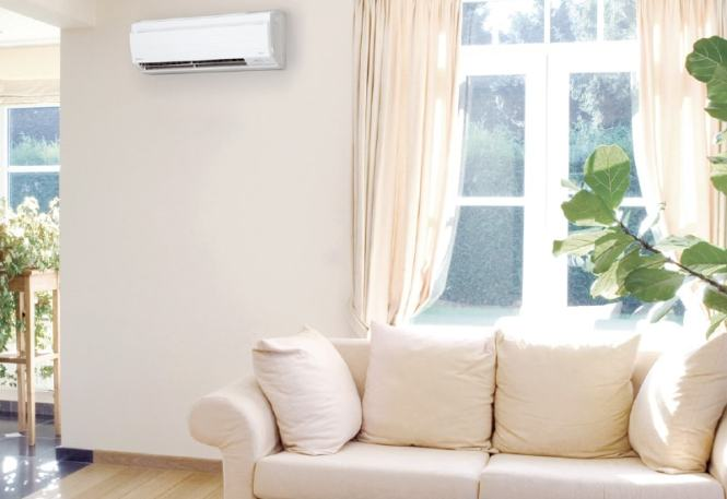 daikin centralized home airconditioning system