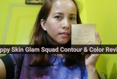 Happy Skin Glam Suad Contour & Color Review