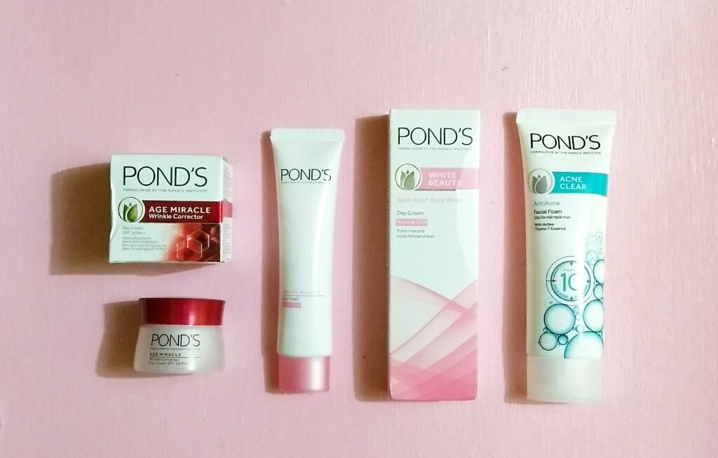 What's New with the New Ponds White Beauty  #ChangeisBeautiful