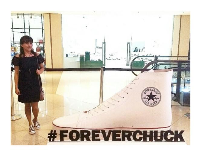 #ForeverChuck