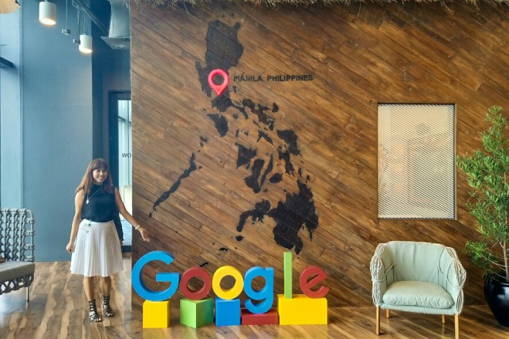 Celebrate Women #WoMenWill Google Earthlingorgeous