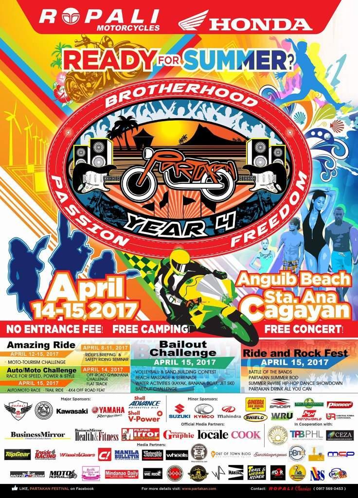 4th Partakan Festival