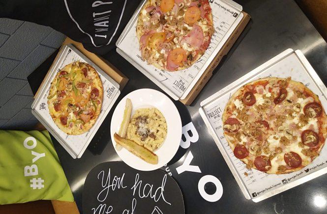 Project Pie BGC Pizza Pasta Salad #BYO