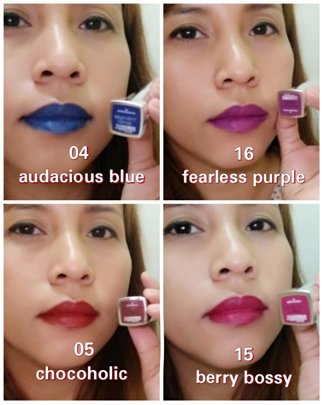 Maybelline the Loaded Bold Lipsticks