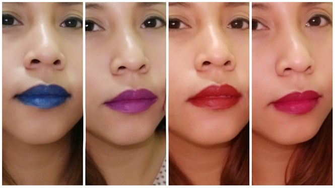 Maybelline the Loaded Bold Lipsticks