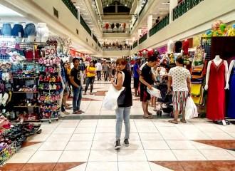 Commute to Divisoria Tutuban Center shopping