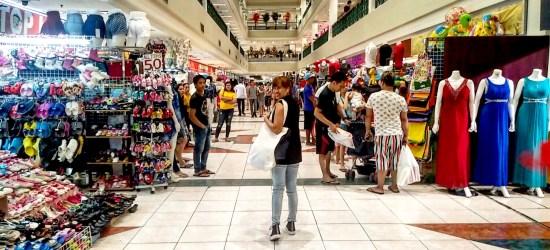 Amazon Shopping Global Commute to Divisoria Tutuban Center shopping