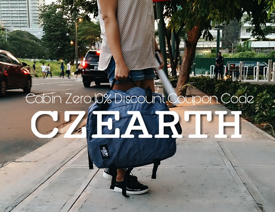 Cabin Zero discount coupon code