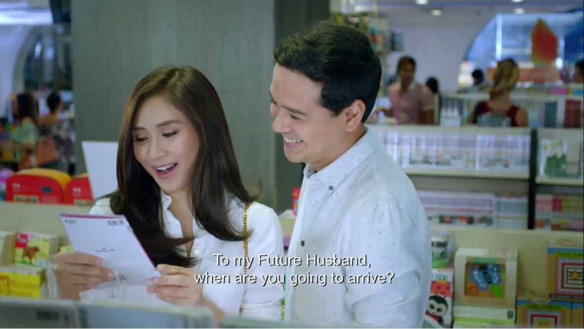 Finally Found Someone + the Oppo Sarah Geronimo Limited Edition F3 Smartphone