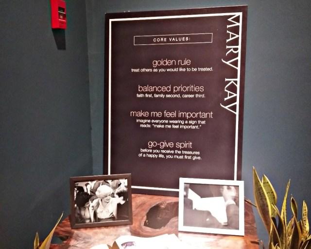 Mary Kay Celebrates 17 years