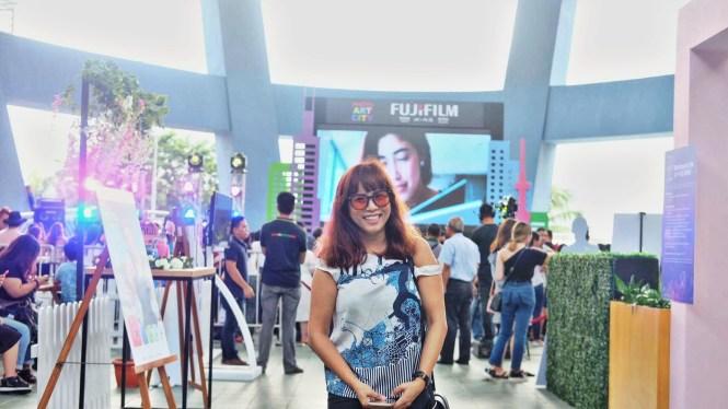 Liza Soberano Fujifilm