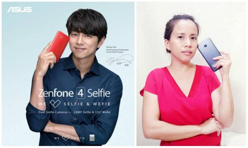 Asus Zenfone Selfie Pro 4