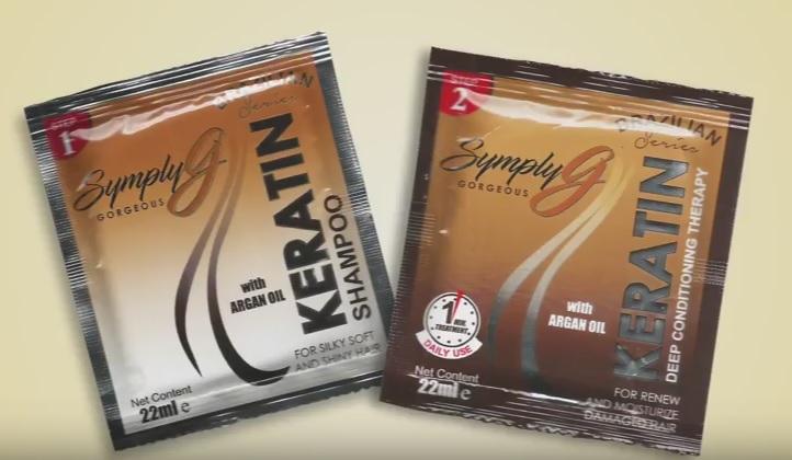 Simply G Keratin Shampoo Review