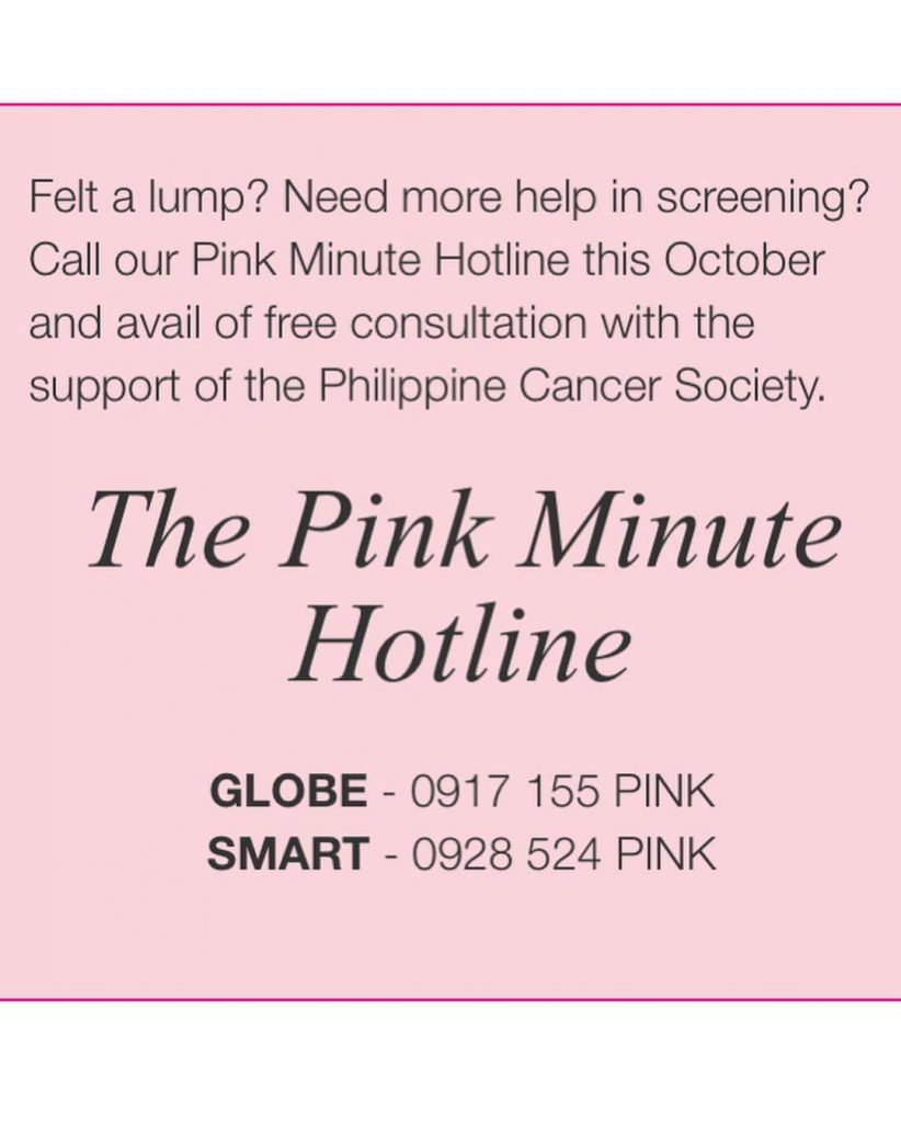 Did you know that breast cancer is the number 1 cancer killer in the  Philippines all because we shove doing the self-breast exam. One minute is  all it takes ...