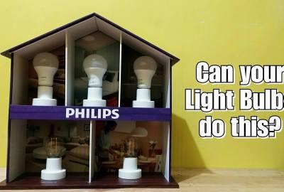 Philips LED Light Bulbs