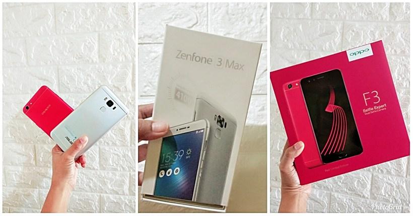 Win Asus Zenfone Max Oppo F5 Smartphones Now