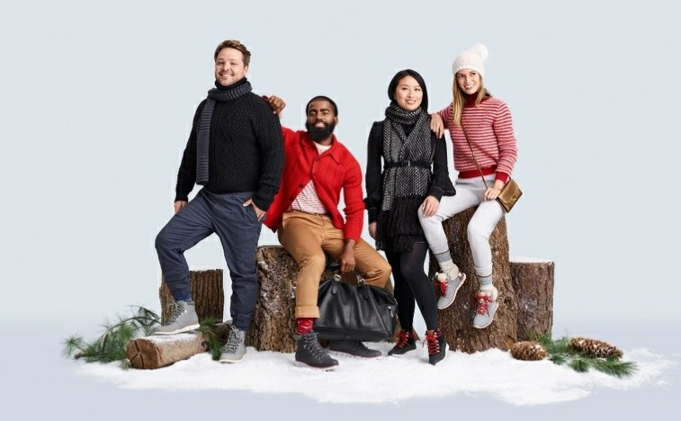 Cole Haan 2017 Holiday Collection Goes Extraordinary