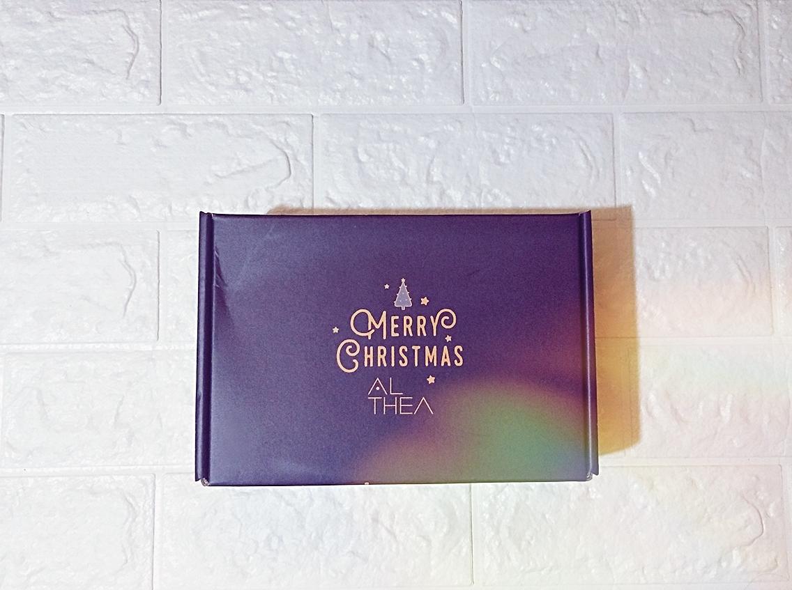 Althea Korea Gold Sparkling Box