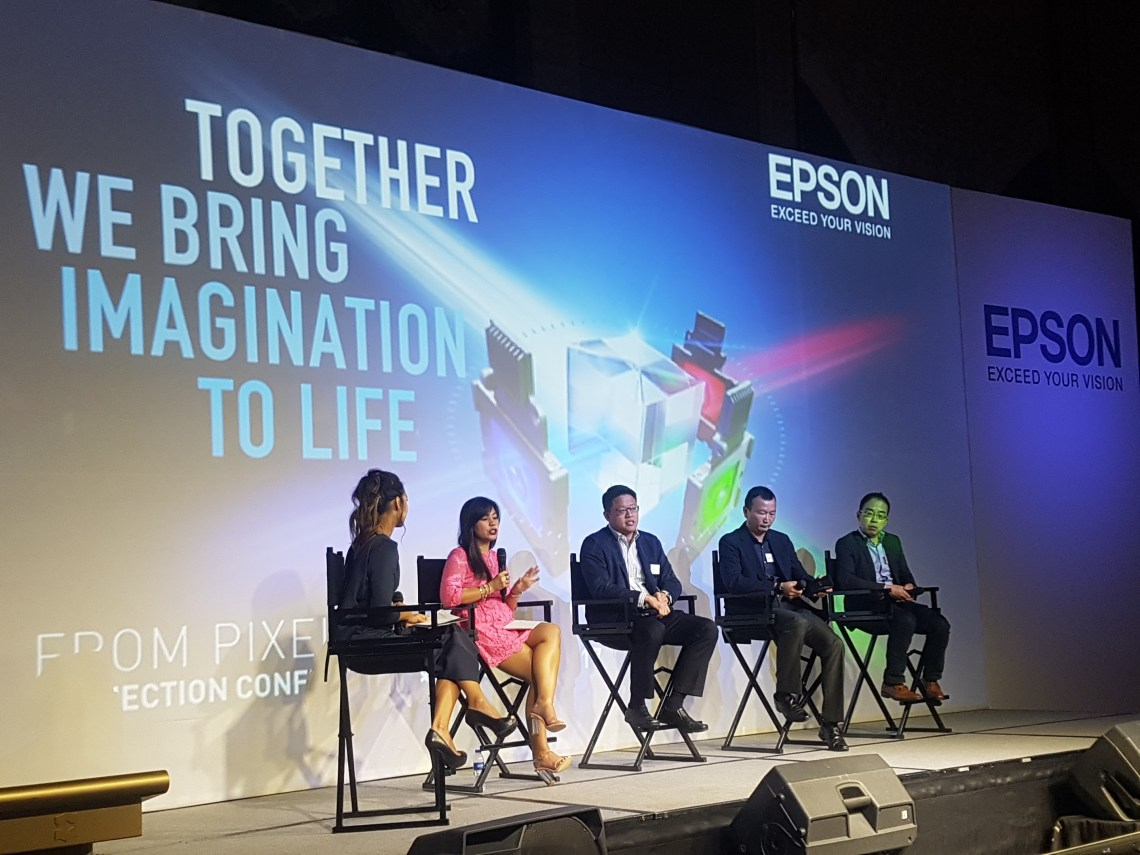 Epson affordable projectors