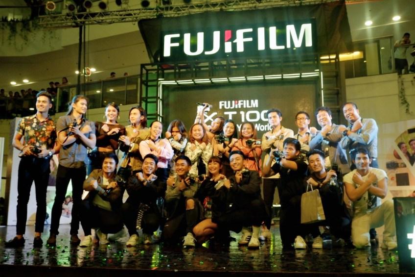 Fujifim X-T100