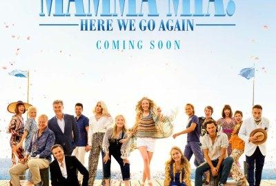 Mamma Mia Here We Go Again Movie review