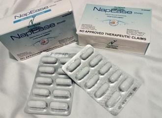 NapEase Brand Capsule