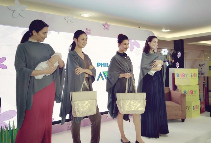 Philips Avent x Rajo Laurel