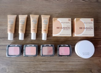 Silkygirl Cosmetics new products