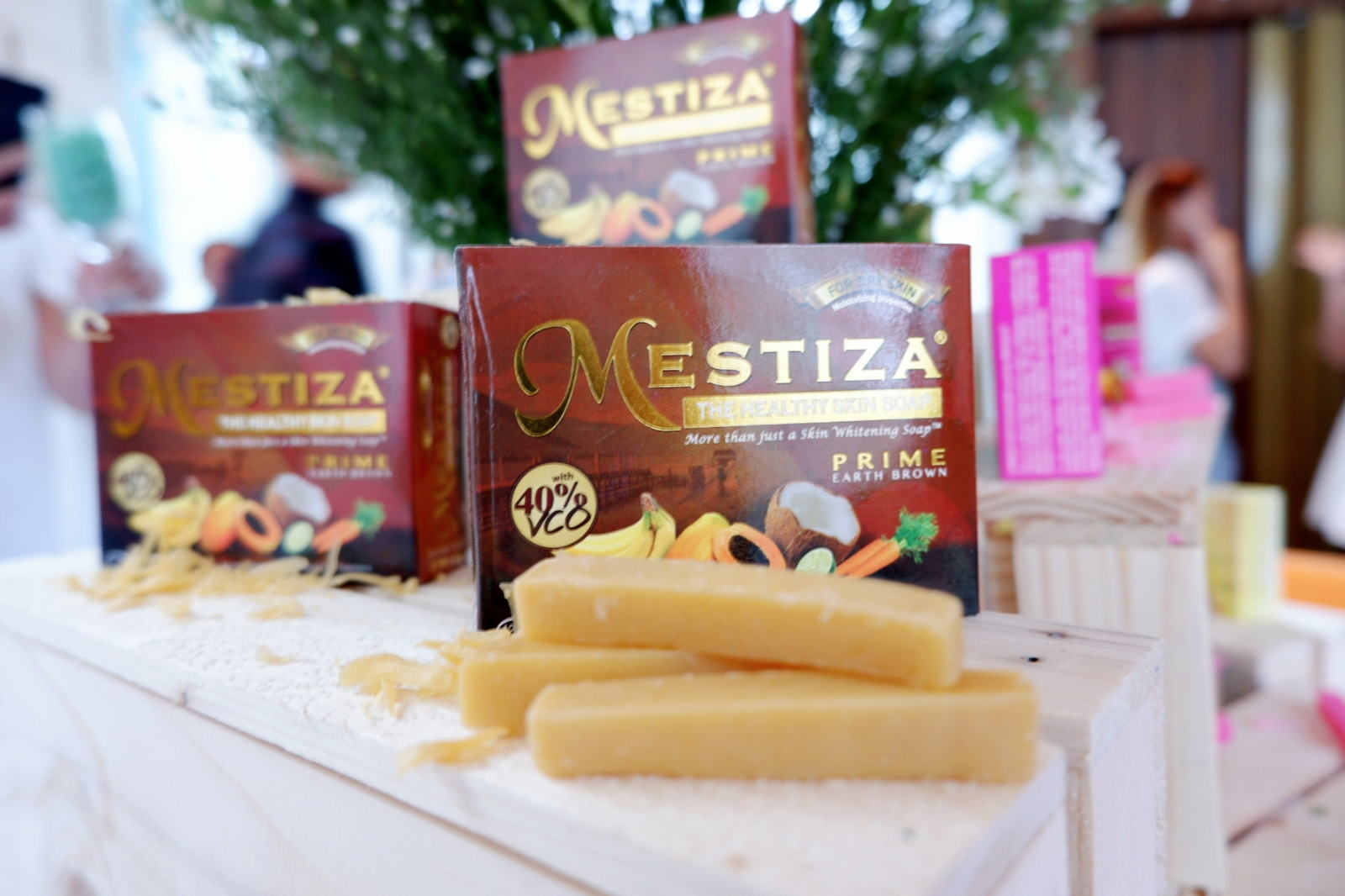 Mestiza Healthy White Soap