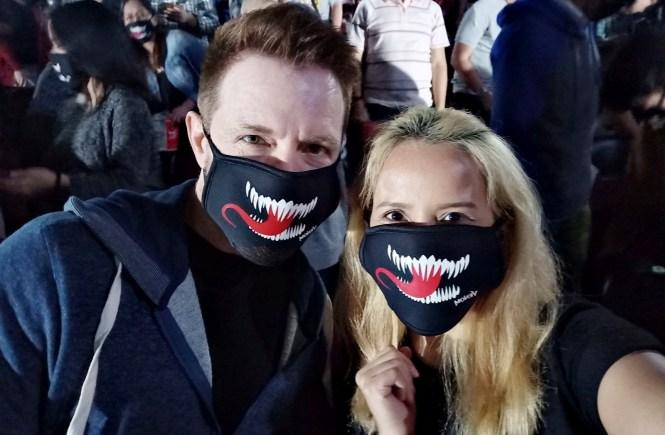 Venom movie review #wearevenom
