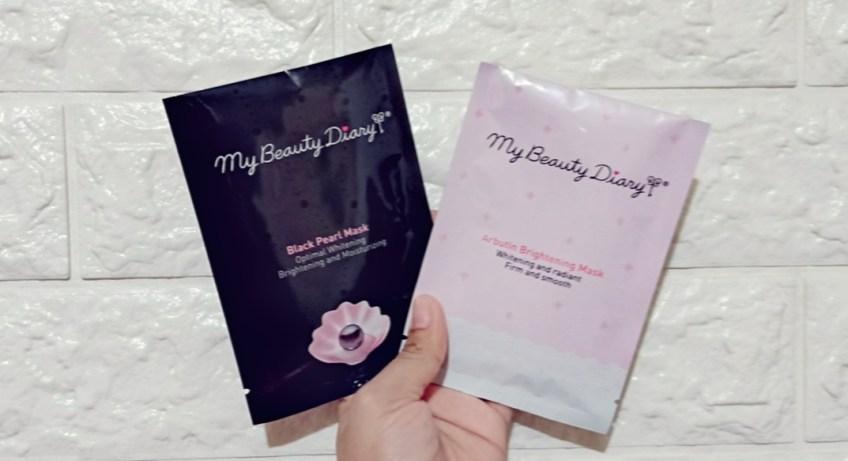 My Beauty Diary facial masks Philippines