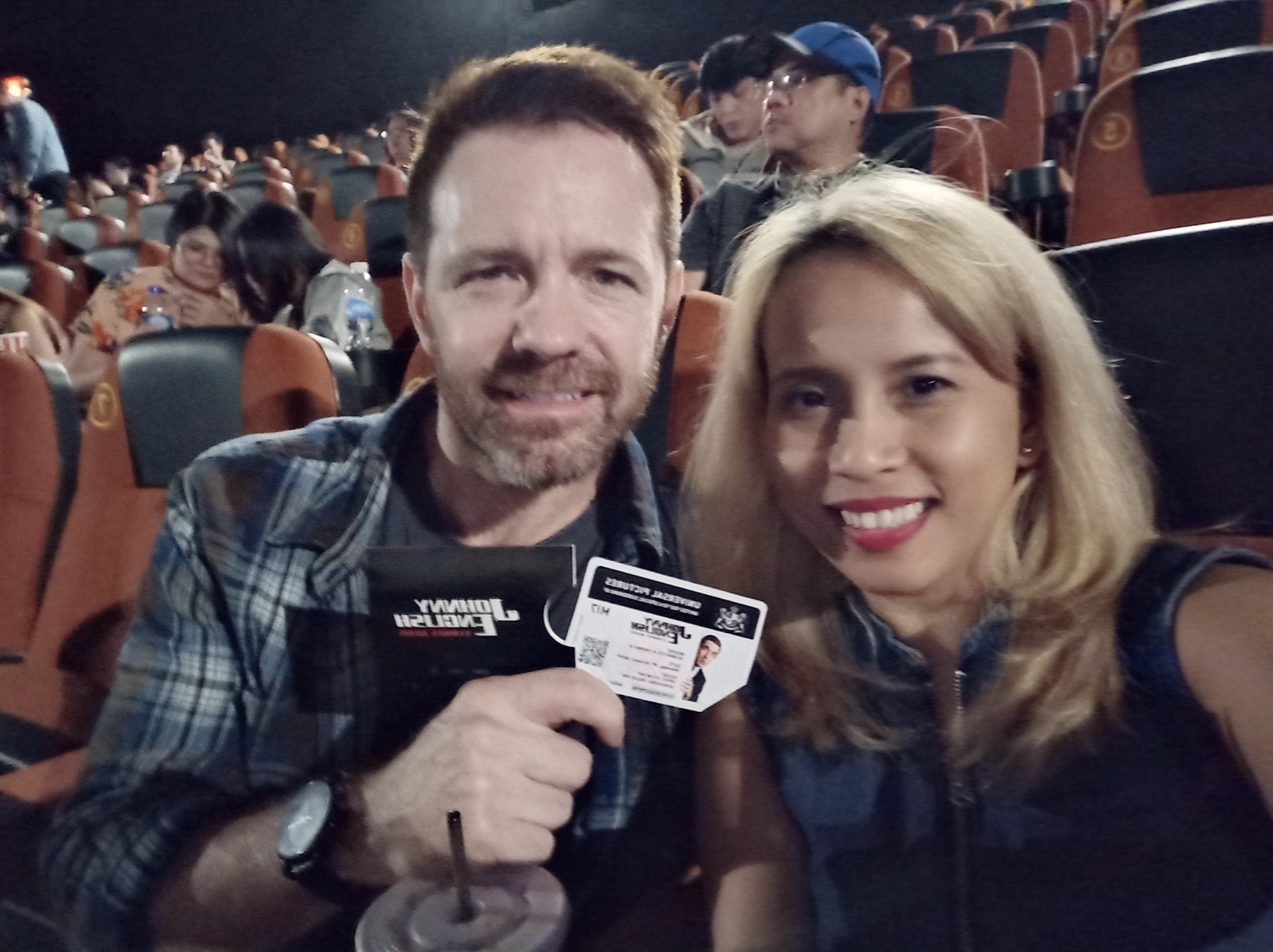 Johnny English Strikes Back movie review