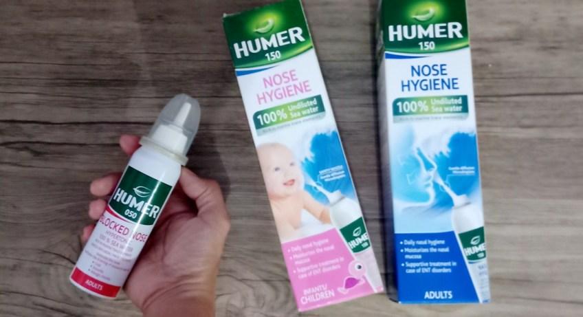 Humer Nasal Spray review