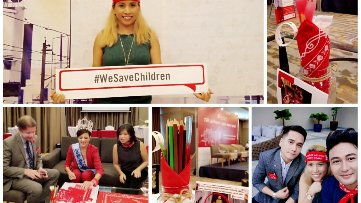 How to Save the Children and Be Featured in a Billboard in EDSA #LahatDapat