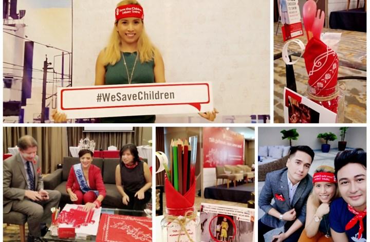 Save the Children #LahatDapat bandana