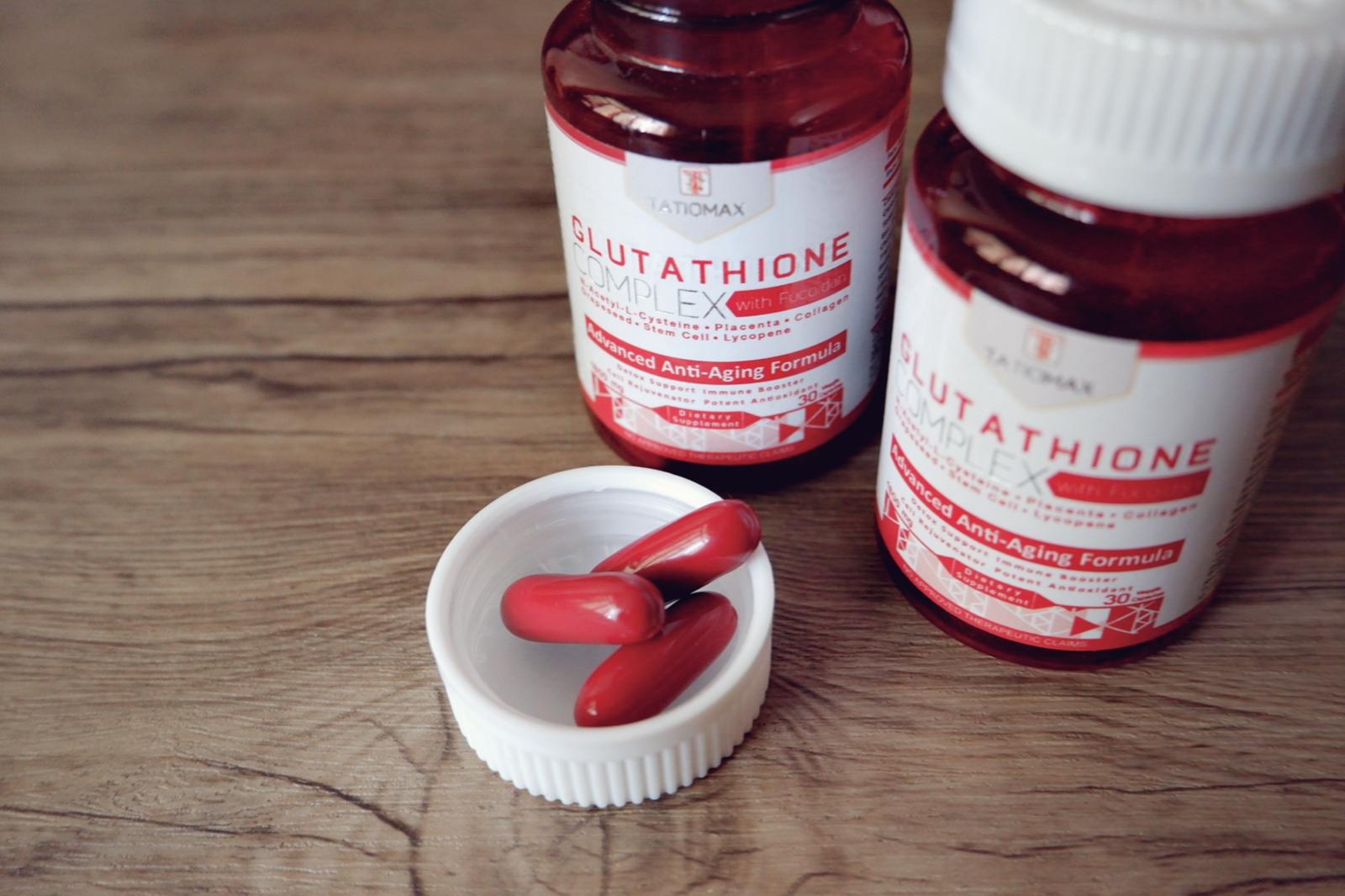 Tatiomax Glutathione Complex with Fucoidan