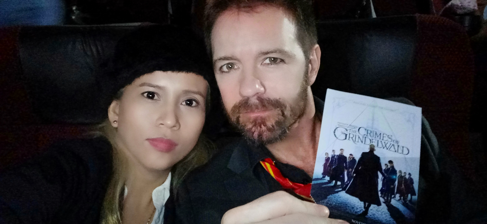 Fantastic Beast Crimes of Grindelwald review Earth Rullan and Marcus