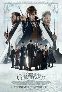 Fantastic Beast Crimes of Grindelwald review Earth Rullan and Marcus Dreeke