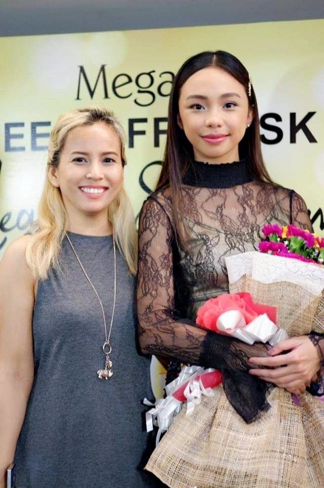 #MegandasiMaymay Maymay for Megan
