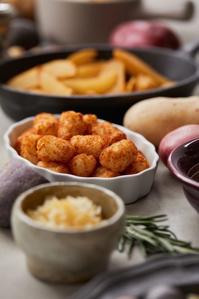 Various forms of Potato USA