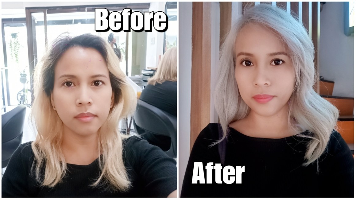 The Truth About Achieving a Platinum Blonde Hair /Icy Blonde Hair